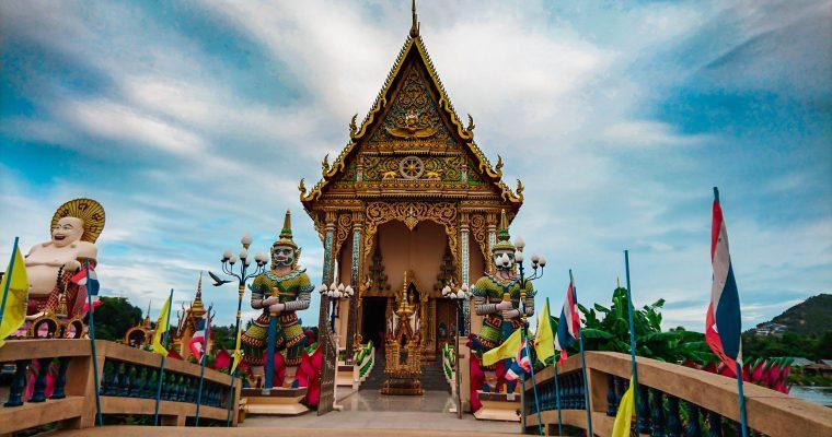 Koh Samui – Katzen, Tempel und Motoren